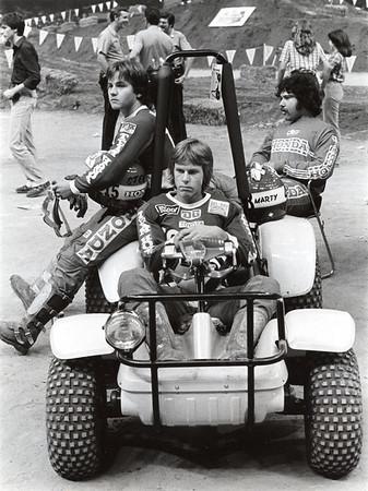 Team Honda AMA Supercross 1978