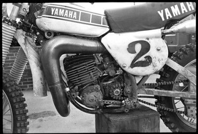 Yamaha OW26-78 Bob Hannah tested by Jim Gianatsis / FastDates.com