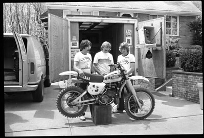 Yamaha OW26-78 Bob Hannah tested by Jim Gianatsis