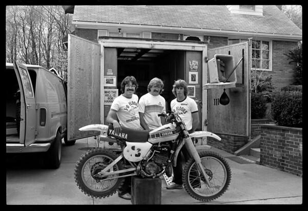 1978 Bob Hannah's Yamaha OW26-78