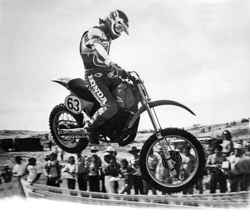 1982 American Motocross