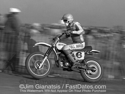 Tony DiStefano, 250cc National Champion, 1976 Saddleback Trans-Am.
