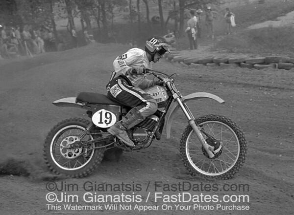 Jimmy Ellis, 1977 Can-Am  MX250