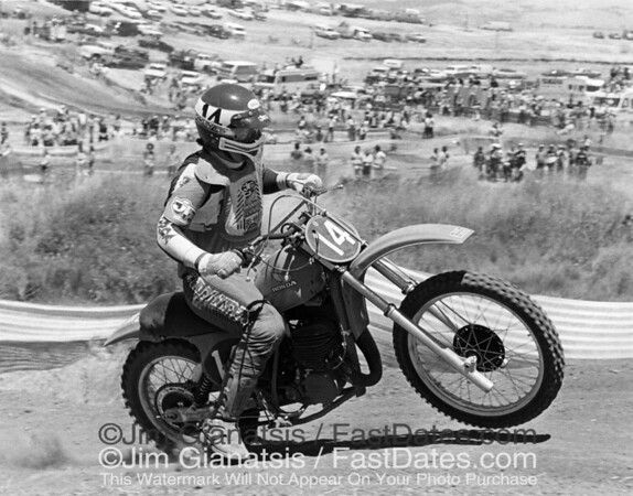 Marty Tripes, Honda RC250-79.
