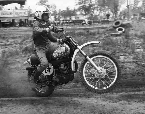 "Jim Gianatsis ""The Motocross Greek"""