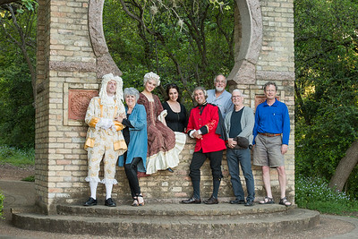 The Gondoliers Publicity Shoot - March 28, 2016