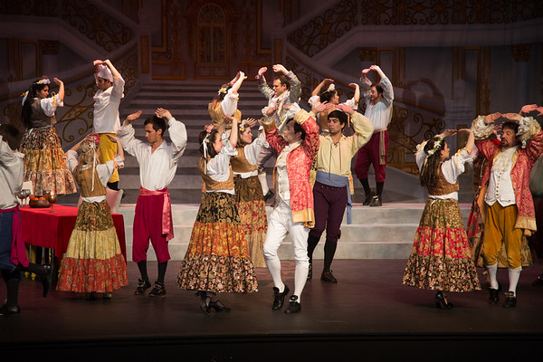 The Gondoliers - June 2016