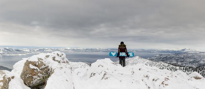 Thrive Snowboards
