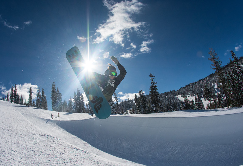 Thrive Snowboards