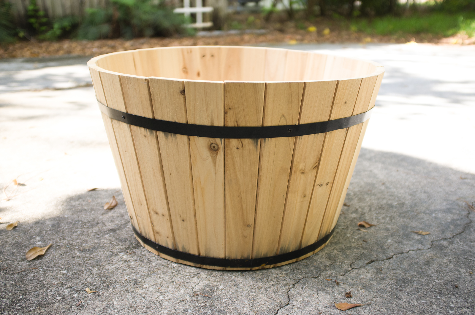 Large Planter for Christmas Tree Stand