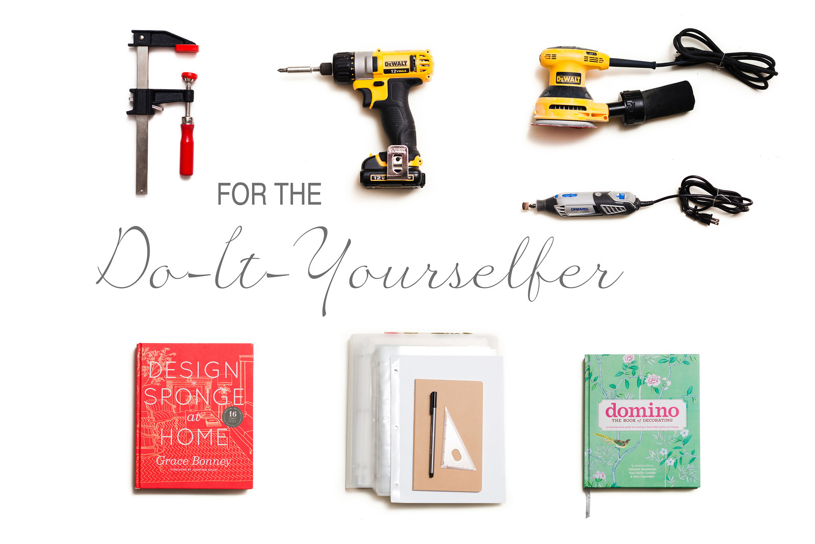 Gifts for the Do-It-Yourselfer