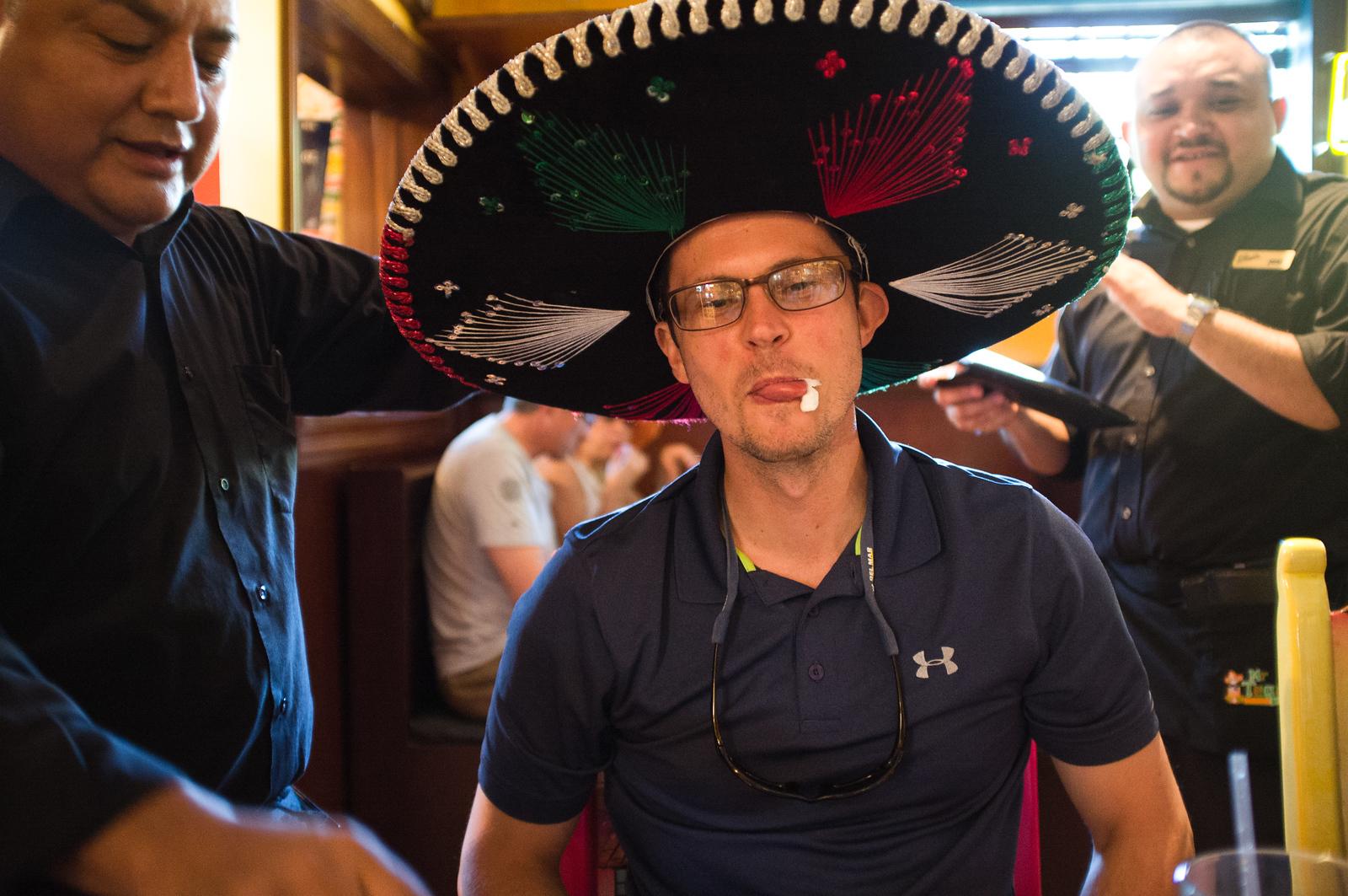 Matt's Birthday Extravaganza at Mr. Tequila's