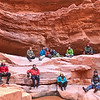 Upper North Canyon group photo