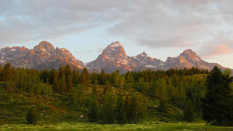 Grand Tetons - Grand Teton National Park