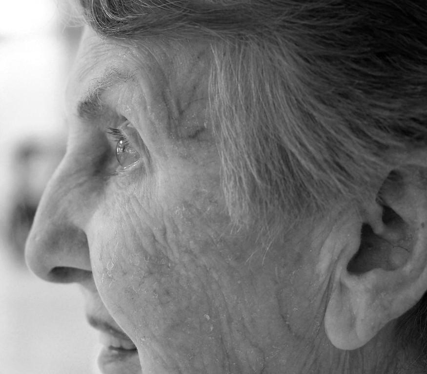 My Mum, Bobbie Henderson.