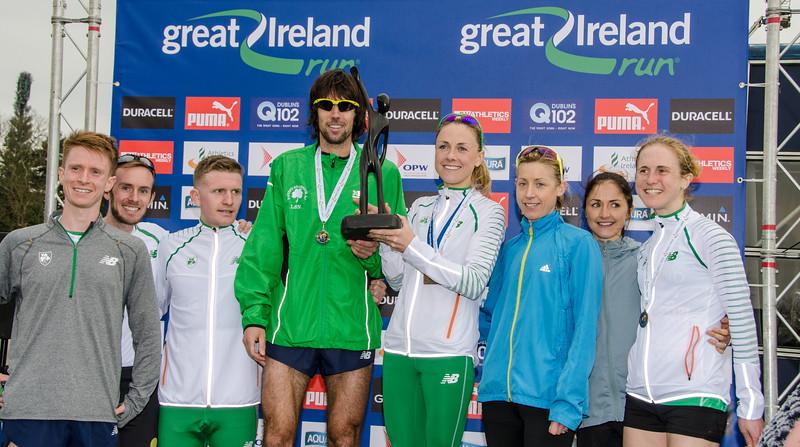 The Great Ireland Run 2017