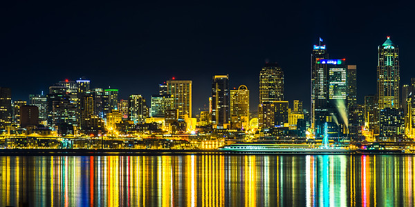 Sweet Super Bowl Dreams Seattle (16 x 36 format)