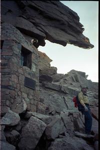 longs peak climb, agnes vaille shelter
