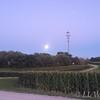 Full moon over Nebraska