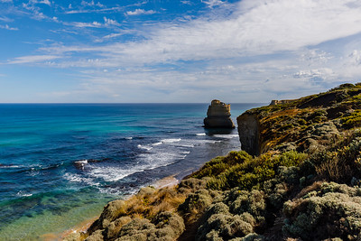 A beautiful view from Gibson Steps - the Great Ocean Road