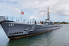 Oahu is also home of World War II memorials at Pearl Harbor, including the USS Bowfin...