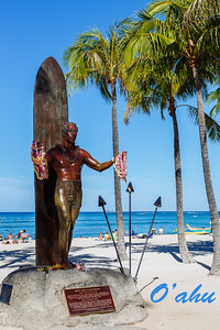 Waikiki is the perfect place to start a visit to Oahu!