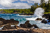 Incredible ocean power along the Keanae Peninsula