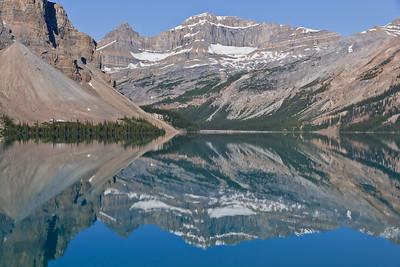 Bow Lake (photo by Kerry Brooks)