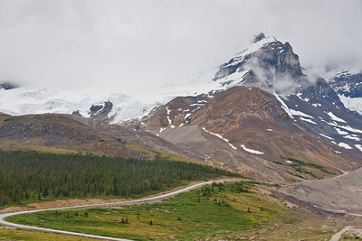 Columbia Icefield (photo by Kerry Brooks)