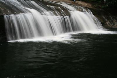 2007 July Turtleback Falls, Western NC