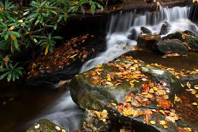 2009 Oct Setrock Creek Falls