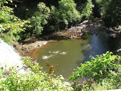 Cascade Falls, Cascade Receration Area, Pembroke VA