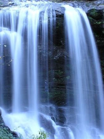 Dry Falls, Western North Carolina