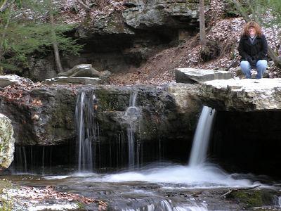 Mash Forks Falls, Camp Creek State Park, WV