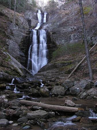 Toms Creek Falls, Marion, NC
