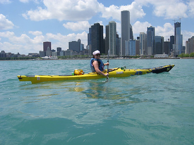 May 2008 - Kayaking the Chicago River