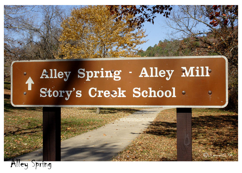 Alley Spring