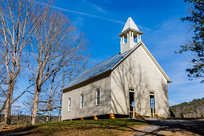 Cades Cove Methodist Church