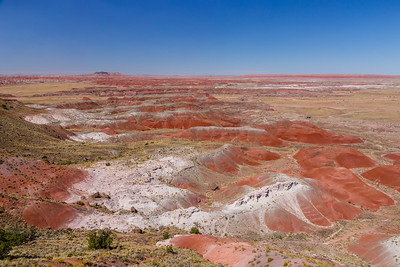 Kachina Point view of the Painted Desert
