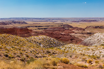 Whipple Point view of the Painted Desert