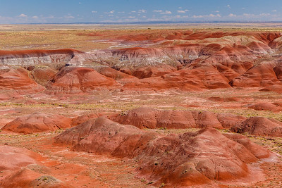 Tawa Point view of the Painted Desert
