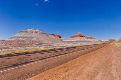 Roadside Badlands
