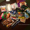 4 days of backpacking food