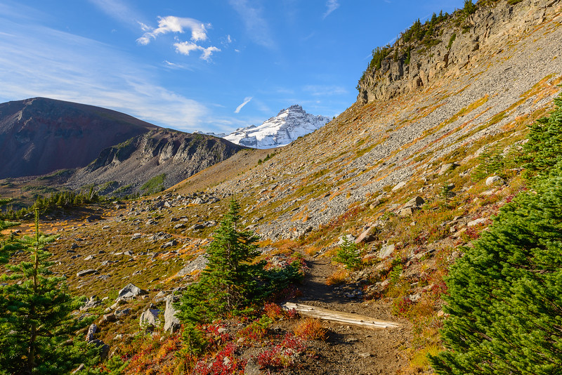 Little Tahoma Sneak Peak