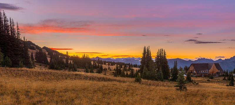 Sunrise at Sunrise (Pano)