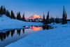 Tipsoo Solstice Sunrise
