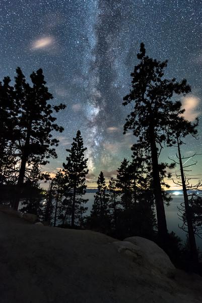 Parting Shot - Lake Tahoe