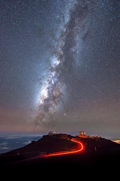 Haleakala Fireworks