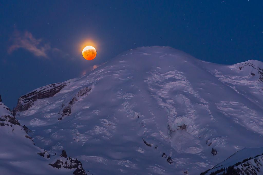 Blood Moon Tahoma