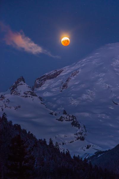 Little Tahoma Eclipse